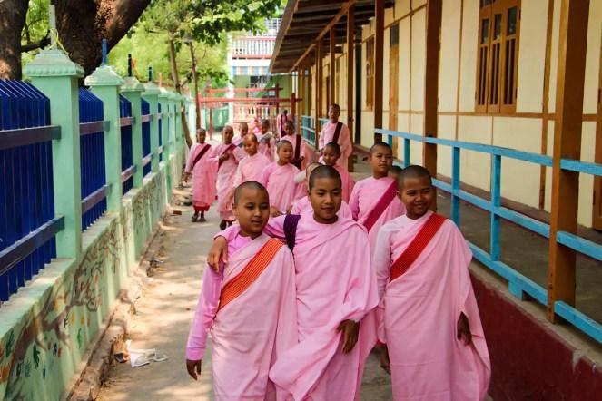 Aung Myae Oo Monastic School