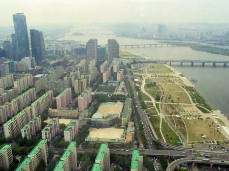 Aussicht 63 Building Seoul