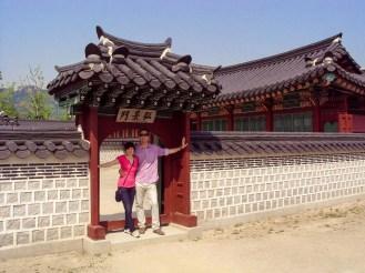 Taewonjeon Hall Gyeongbokgung
