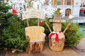 Christkindlmarkt in Annecy