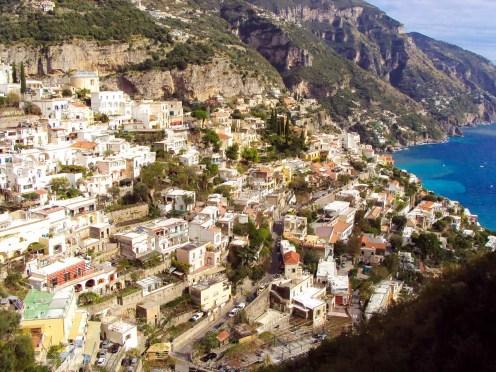 Amalfi in Italien