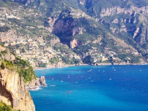 Amalfiküste in Italien