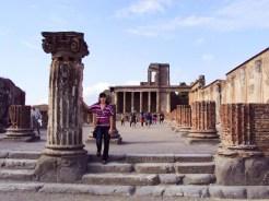 Basilika Pompeji