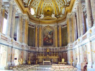 Cappella Palatina in Caserta