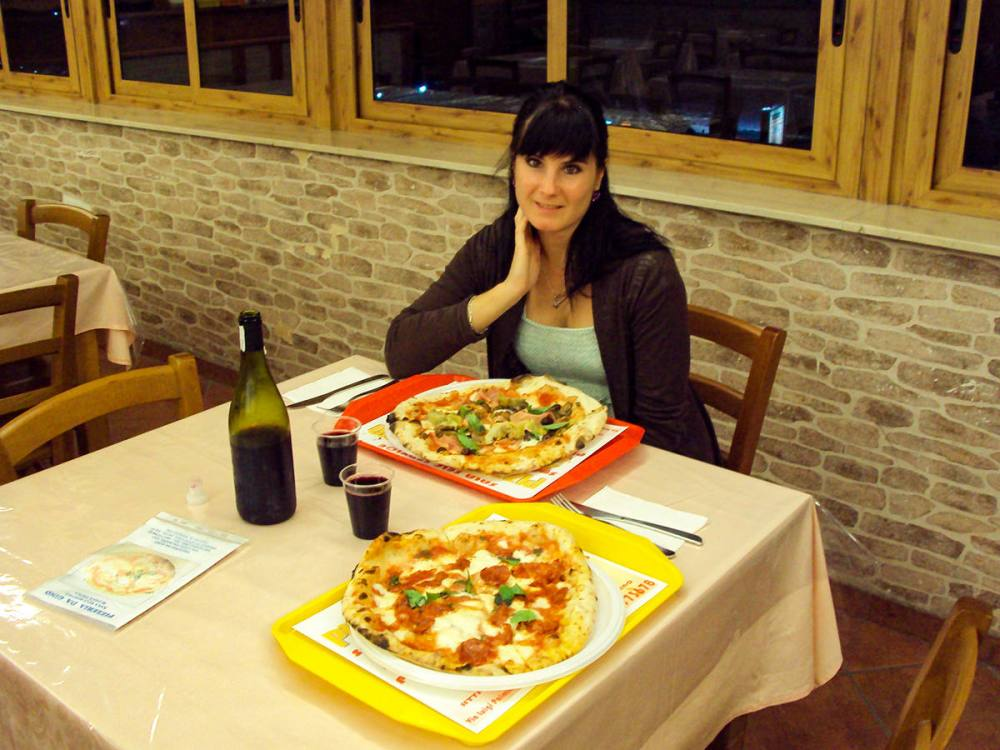Pizzeria Da Gino in Ercolano