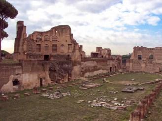Stadio Palatino in Rom