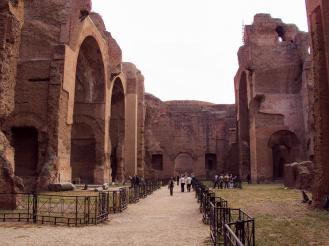 Terme di Caracalla in Rom