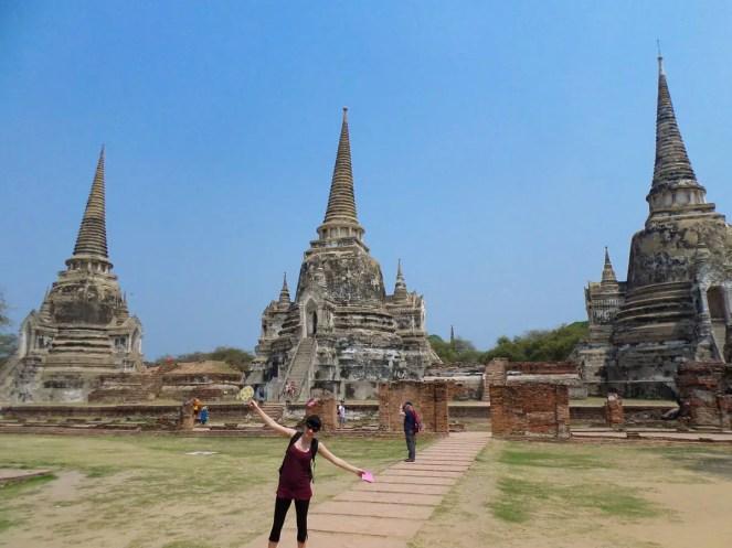 Geschichtspark Ayutthaya