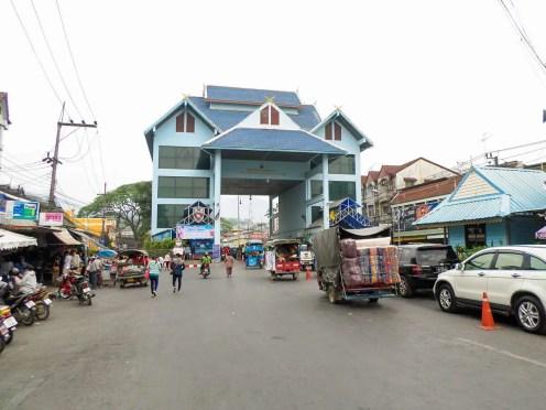 Grenzübergang Mae Sai