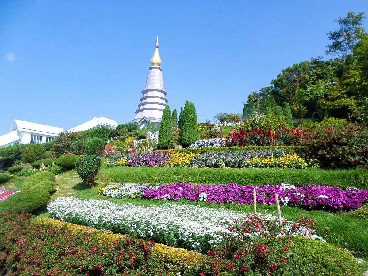 Chiang Mai Tempel Doi Inthanon