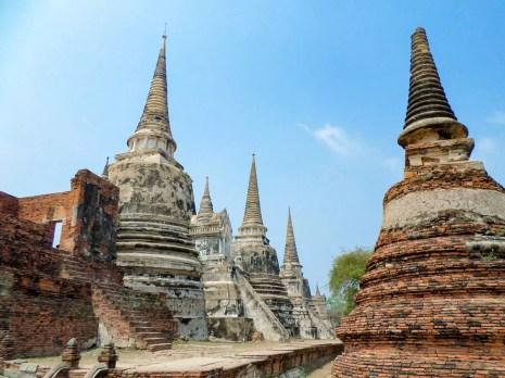 Tempelanlage Wat Phra Sri Sanphet