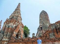 Wat Chai Watthanaram Ayutthaya