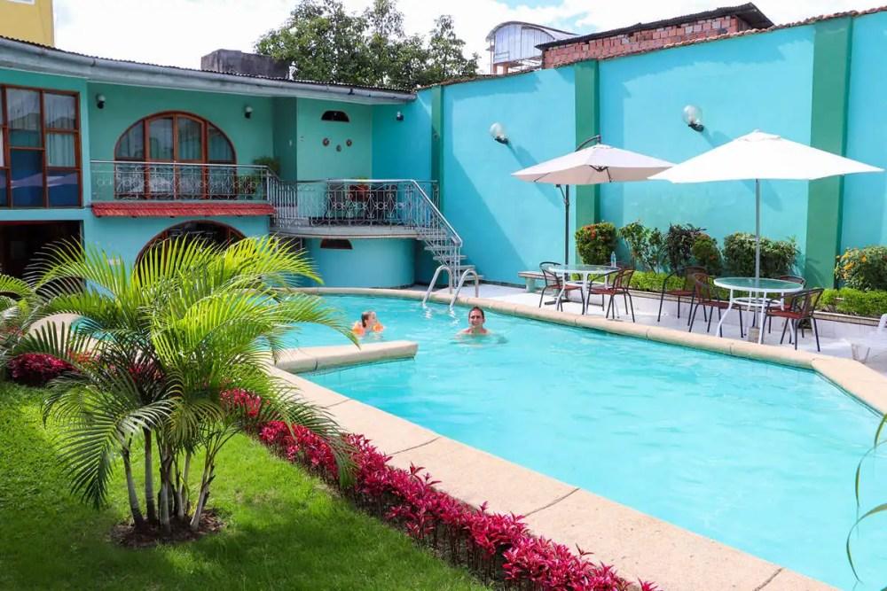 Hotel La Posada de Lobo in Iquitos