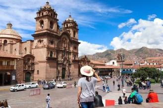 Iglesia de la Compañía de Jesús in Cusco
