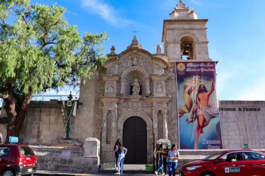 Iglesia de San Juan Bautista de Yanahuara