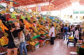 Mercado San Camilo in Arequipa