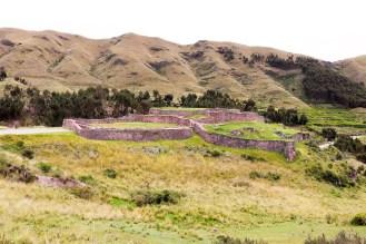 Puca Pucara in Peru