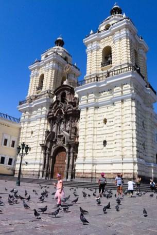 Basilika un Kloster San Francisco Lima