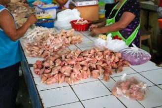 Hühnerköpfe Iquitos