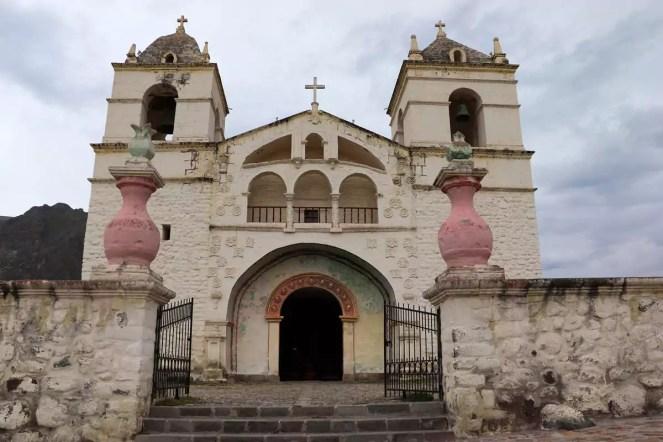 Kirche Maca