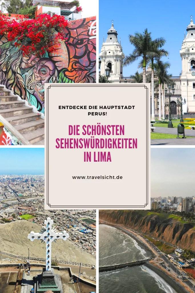 Die schönsten Sehenswürdigkeiten in Lima
