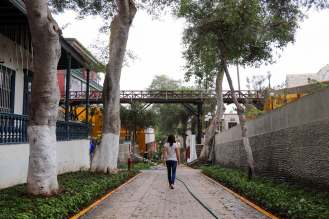 Seufzerbrücke in Lima