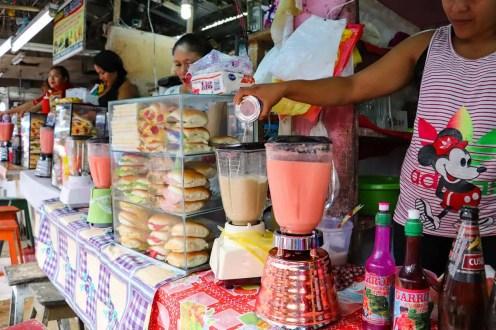 Smoothie Belen Market