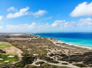 Aussicht auf die Westküste vom California Lighthouse