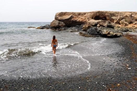 Blackstone Beach auf Aruba