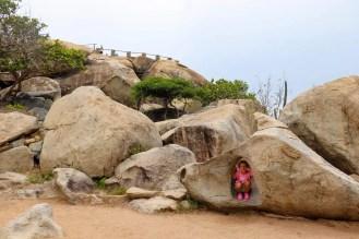 Felsformationen von Casibari