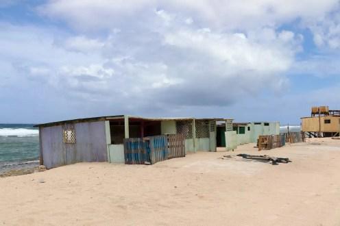 Grapefield Beach auf Aruba