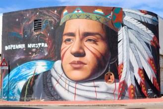 Jorit Agoch Urban Art San Nicolas