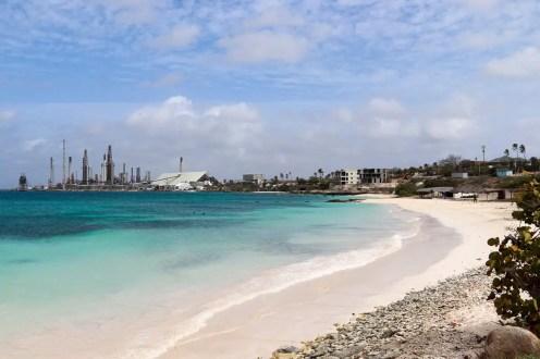Rodgers Beach auf Aruba