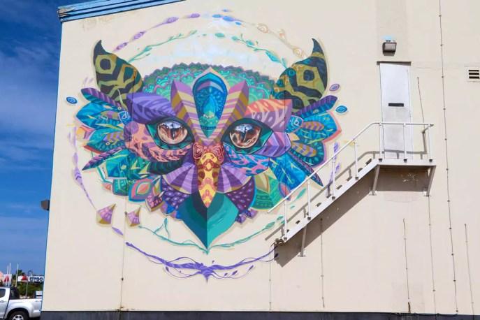 San Nicolas Street Art
