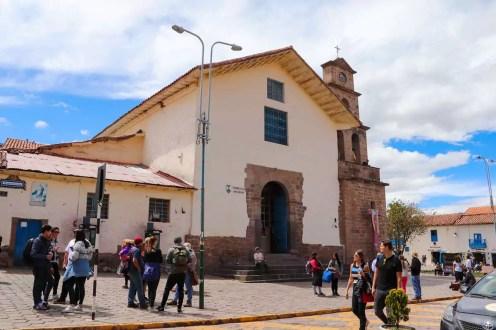 Iglesia de San Blas Cusco