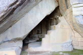 Tempel von Mutter Erde Machu Picchu