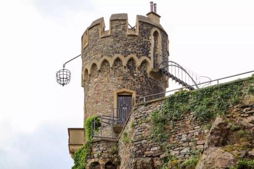 Wachturm Burg Rheinstein