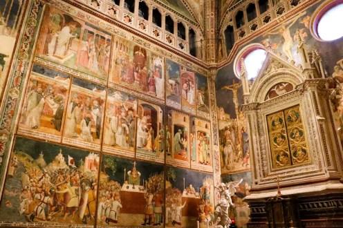 Cappella del Corporale Orvieto Dom