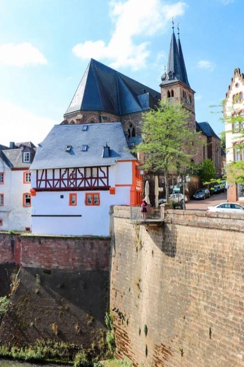 Saarburg Aussichtspunkt