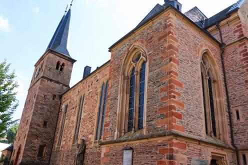 Kirche St. Laurentius in Saarburg