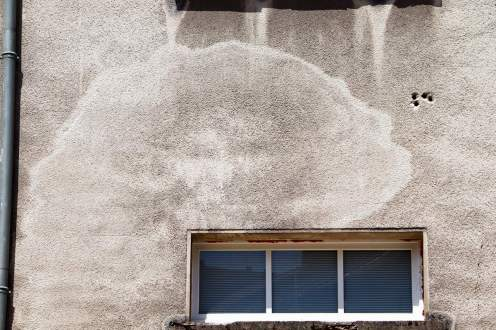 Visage de Jesus in Sierck-les-Bains