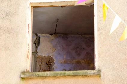 Verlassenes Haus in Sierck-les-Bains