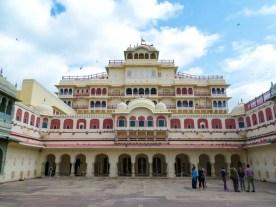 Chandra Mahal Stadtpalast Jaipur