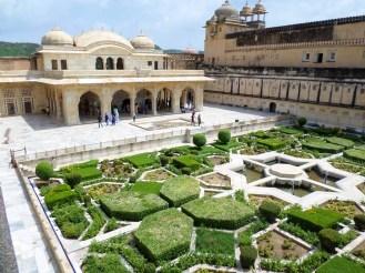 Jai Mandir im Amber Fort