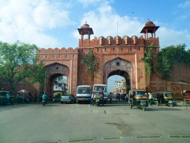 Jaipur Stadttore