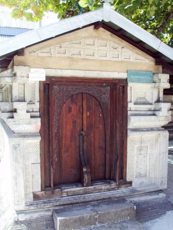 Grab von Sultan Ibrahim Iskandar