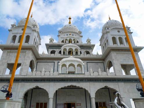 Sikh Tempel in Pushkar
