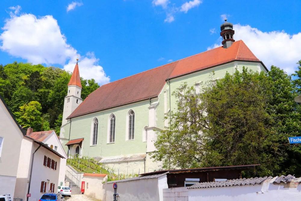 Franziskanerkirche Kelheim