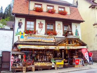 Souvenir-Shop Triberg