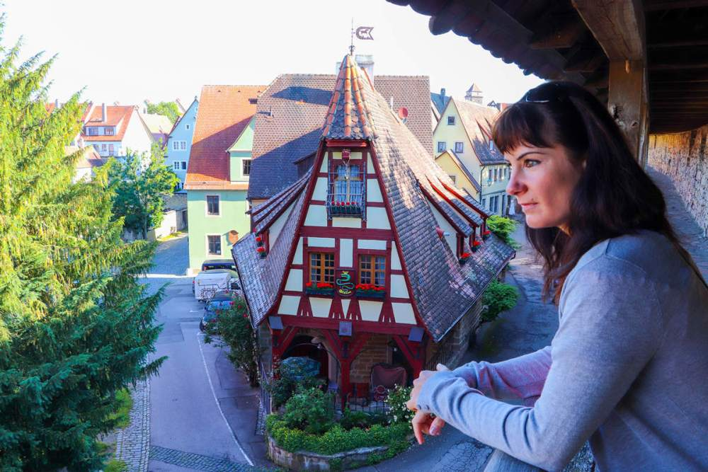 Gerlachschmiede Rothenburg